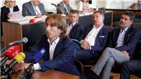 Luka Modric biến mình thành 'kẻ phản bội' bóng đá Croatia