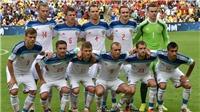 SỐC: ĐT Nga dính nghi án doping ở World Cup 2014