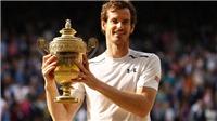Murray lần đầu tiên trở thành hạt giống số 1 tại Wimbledon, Nadal chỉ xếp thứ 4
