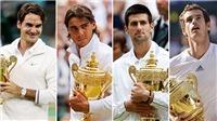 Tennis ngày 1/7: Bốc thăm Wimbledon: Nadal, Murray cùng nhánh; Federer, Djokovic hẹn nhau tại bán kết