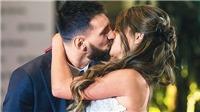 Những hình ảnh CỰC ĐỘC trong đám cưới Leo Messi