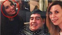 Maradona bị cáo buộc quấy rối tình dục nữ phóng viên xinh đẹp