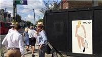 Maria Sharapova sẽ xấu hổ khi nhìn thấy bức tranh này ở Wimbledon