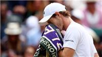 Andy Murray thành cựu vô địch Wimbledon, Djokovic và Nadal đều có cơ hội lên số một