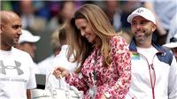 Tennis ngày 12/7: Vợ Murray không thích xem chồng thi đấu. Nadal tố BTC Wimbledon thiên vị Federer