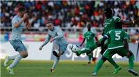 Rooney ghi bàn tuyệt đẹp ngay trong trận đầu tiên đá cho Everton
