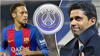 Chủ tịch PSG: 'Với Neymar, giá trị của CLB tăng gấp rưỡi. Chẳng có gì đắt đỏ cả'