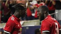 Fan M.U 'kêu trời' khi Lukaku bỏ lỡ cơ hội không thể tốt hơn trước Real Madrid