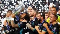 CẬP NHẬT sáng 9/8: Đánh bại M.U, Real Madrid giành Siêu cúp châu Âu. Mbappe muốn thi đấu cùng Neymar. Coutinho định 'làm loạn'
