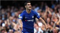 Video clip highlights bàn thắng trận Chelsea 2-0 Everton