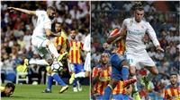 Bale và Benzema liên tục tịt ngòi, trở thành nạn nhân bị chỉ trích của chính fan Real