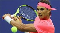TENNIS ngày 3/9: Nadal thẳng tiến vào vòng 4 Mỹ mở rộng. Wozniacki tố BTC thiên vị Sharapova