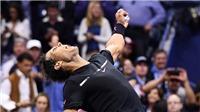 Thắng Del Potro, Nadal xứng đáng là tay vợt số 1 thế giới