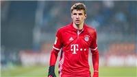 CHUYỂN NHƯỢNG ngày 10/9: M.U muốn mua Thomas Muller. Juve muốn mua Virgil van Dijk để thay thế Bonucci