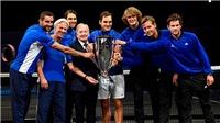 TENNIS ngày 25/9: Federer giúp châu Âu vô địch Laver Cup. Kyrgios lý giải lý do quỳ gối ở trận gặp Federer