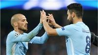 Video clip highlights trận Man City 2-0 Shakhtar Donetsk