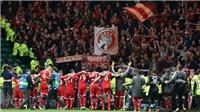 Video clip highlights bàn thắng trận Celtic 1-2 Bayern Munich