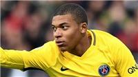 Mbappe xác lập kỷ lục trong trận PSG đại thắng 5-0