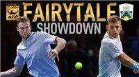 TENNIS 5/11: Xác định 2 cái tên dự Chung kết Paris Masters. Nadal vẫn có khả năng dự ATP World Tour Finals