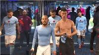 Không phải áo, Koscielny và David Silva trao đổi thứ khó tin sau trận Man City - Arsenal