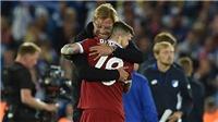 Alberto Moreno: 'Thấy Milner, tôi biết mùa giải của mình không còn nữa'