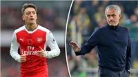 CẬP NHẬT sáng 12/11: M.U nhận tin dữ từ Phil Jones. Mourinho sẽ đến PSG nếu không có Oezil