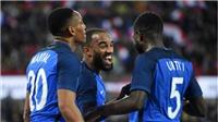 Video clip highlights bàn thắng trận Đức 2-2 Pháp