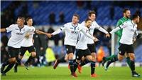 Sao Atalanta vô tư cởi quần sau trận đại thắng Everton
