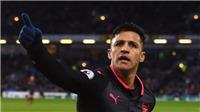 Video clip highlights bàn thắng trận Burnley 0-1 Arsenal