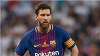 CẬP NHẬT tối 27/11: Messi trải qua chuỗi 'tịt ngòi' tệ nhất 7 năm qua. Milan sa thải Montella