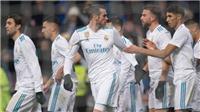 Video clip highlights bàn thắng trận Real Madrid 2-2 Fuenlabrada