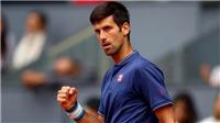 TENNIS ngày 30/11: Tay đấm Anthony Joshua muốn được như Federer. Djokovic bất ngờ hủy phim về bản thân