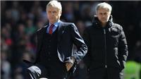 CẬP NHẬT sáng 01/12: M.U tìm người thay thế Fellaini. Wenger thách thức Mourinho