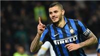 CHUYỂN NHƯỢNG ngày 07/12: Icardi sắp kiểm tra y tế với Real. Inter trao đổi cầu thủ với M.U