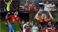 Nếu không có Messi và Ronaldo, ai sẽ giành Quả Bóng Vàng trong 9 năm qua?