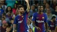 CẬP NHẬT tối 13/12: Bournemouth không ăn mừng quá đà nếu thắng M.U. Messi giận vì đồng đội không khen giỏi hơn Ronaldo