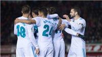 Video bàn thắng trận Numancia 0-3 Real: Bale thông nòng, Isco nổ súng