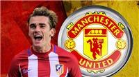 CHUYỂN NHƯỢNG 8/1: M.U rộng cửa mua David Luiz. Wenger sẽ ra đi. Real quyết mua Kane