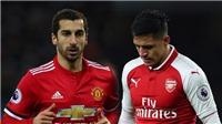 CẬP NHẬT tối 18/1: Wenger xác nhận đổi Sanchez lấy Mkhitaryan. Ibra đòi đến Real Madrid