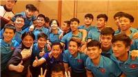 Đức Huy, Công phượng mừng sinh nhật đáng nhớ trong ngày lịch sử của U23 Việt Nam
