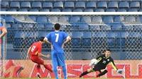 HLV Mai Đức Chung chỉ ra nguyên nhân U23 Việt Nam thua U23 Uzbekistan