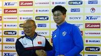 HLV Park Hang Seo: 'Trận gặp Ulsan Hyundai rất quan trọng với U23 Việt Nam'