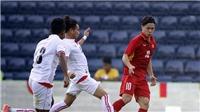 Công Phượng không cao, U23 Thái Lan vẫn phải ngước nhìn