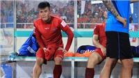 Hậu vệ Anh Hùng: 'Tôi là nạn nhân của những pha vào bóng ghê rợn'