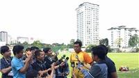 HLV Worawoot Srimaka: 'Đá với U22 Việt Nam, U22 Thái Lan vừa có áp lực vừa không'