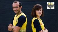 Bóng vàng Ngọc Châm dự World Youth Cup tại Thụy Điển