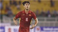 Công Phượng lập công, Quang Hải ghi cú đúp 'siêu phẩm', U23 Việt Nam đại thắng U23 Myanmar