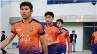 Tiền đạo các ngôi sao K-League ưu ái Xuân Trường