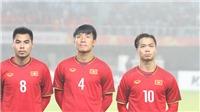 Lập kỳ tích, cầu thủ U23 Việt Nam vẫn 'xin lỗi' người hâm mộ