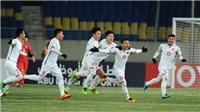 VIDEO: Bùng nổ khoảnh khắc Quang Hải 'phá lưới' U23 Australia